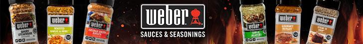 Weber Seasonings